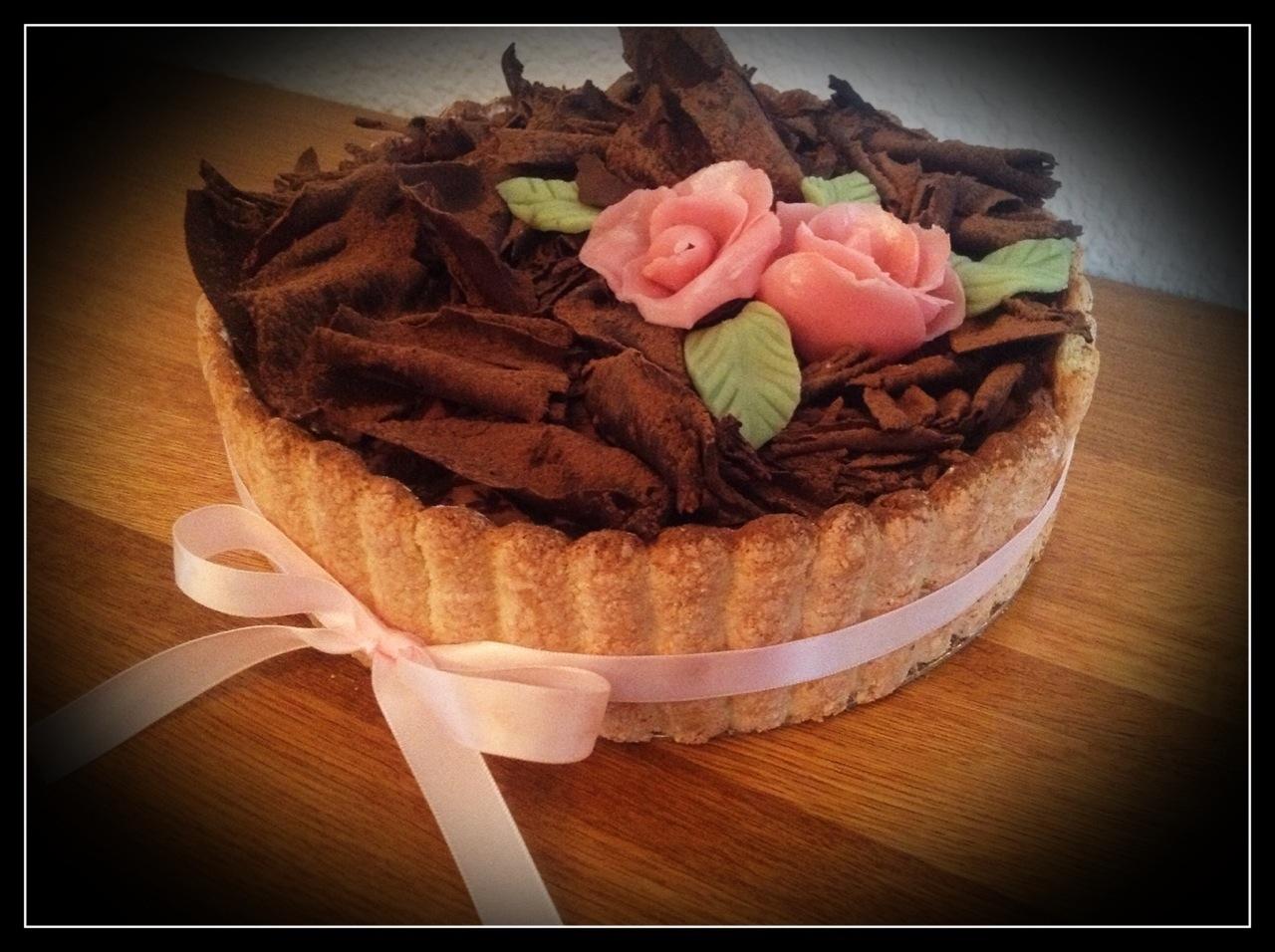 bavaroise chocolat la sucriere  cours patisserie bordeaux