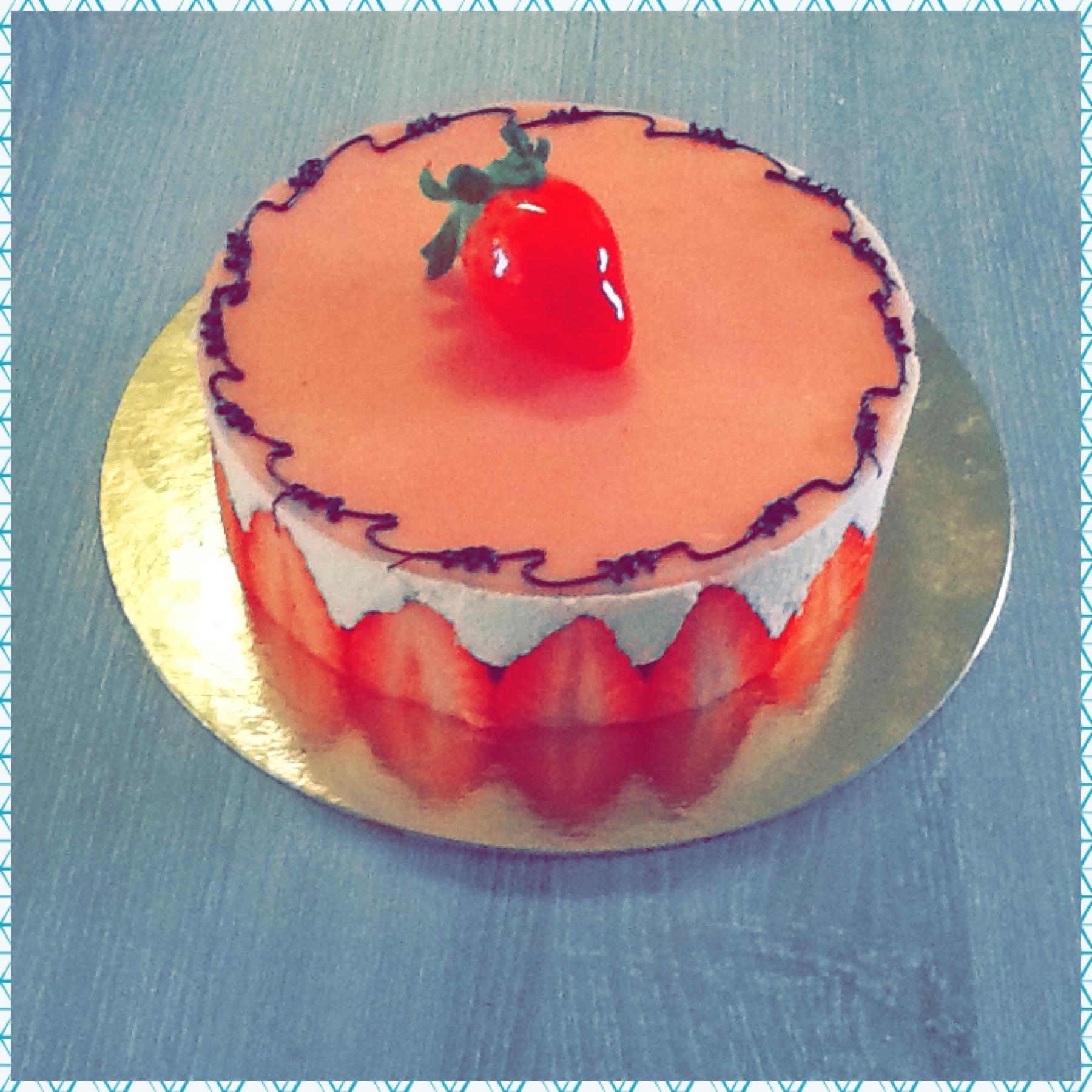 fraisier la sucrière cours de pâtisserie