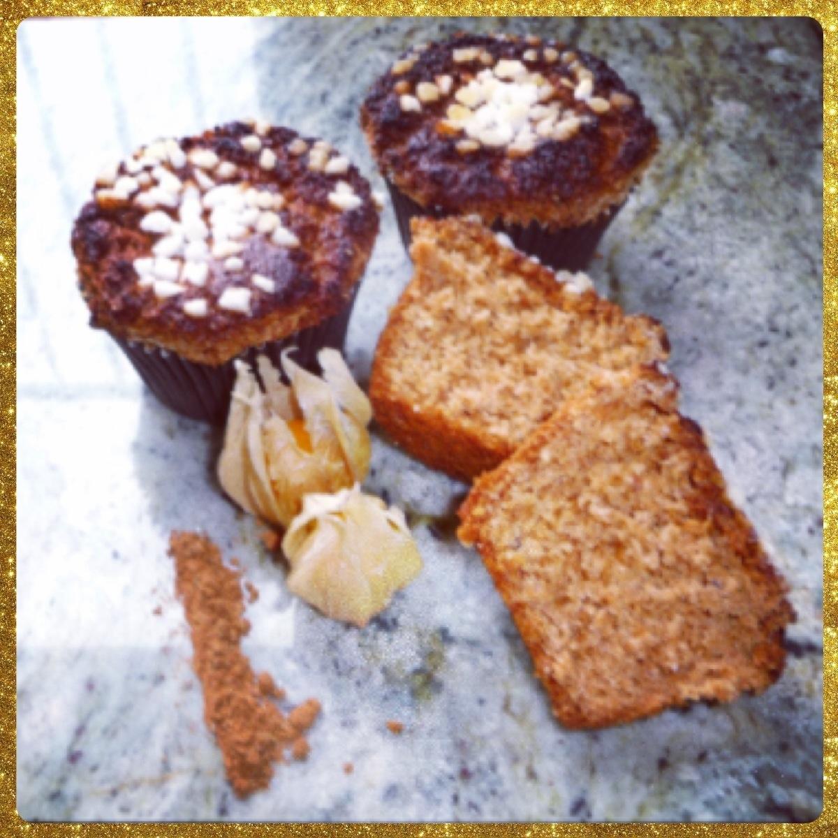 pain d'épices  façon muffins cours de pâtisserie sur Bordeaux