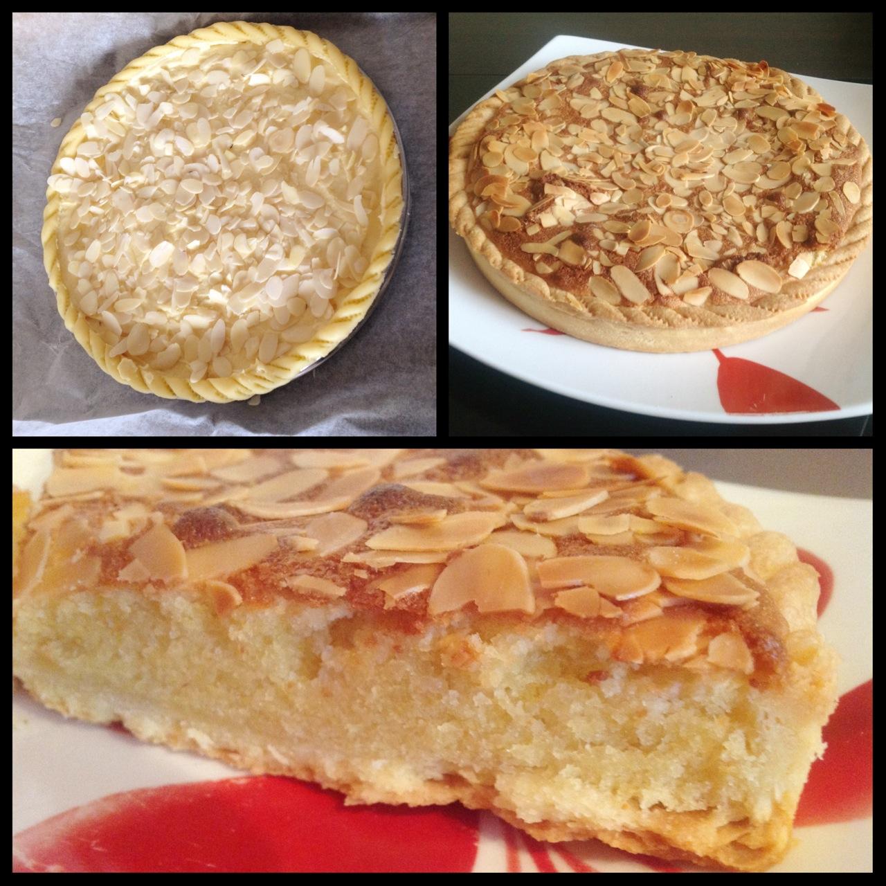 tarte amandine cours de pâtisserie sur Bordeaux