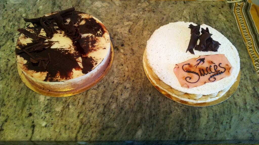 trio 3 chocolats et succès la sucrière formation pâtisserie en gironde
