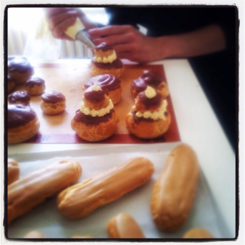 les épreuves qui composent l'examen final du CAP pâtisserie pour les élèves de la sucrière formation gironde