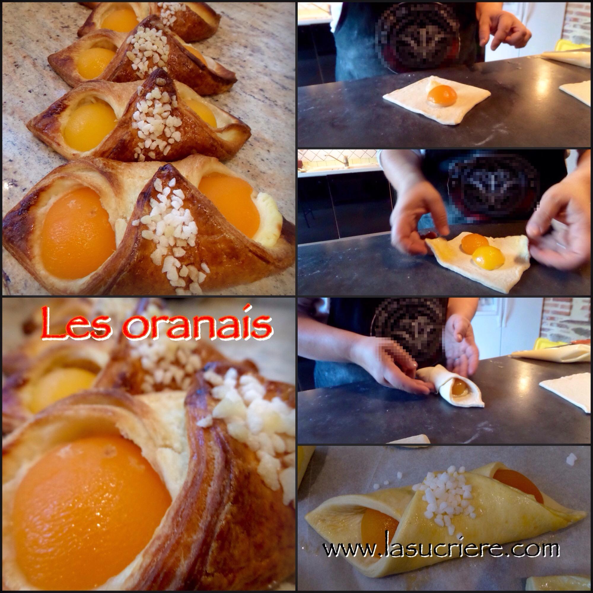 les oranais pâtisserie algérienne création du jour dans nos ateliers