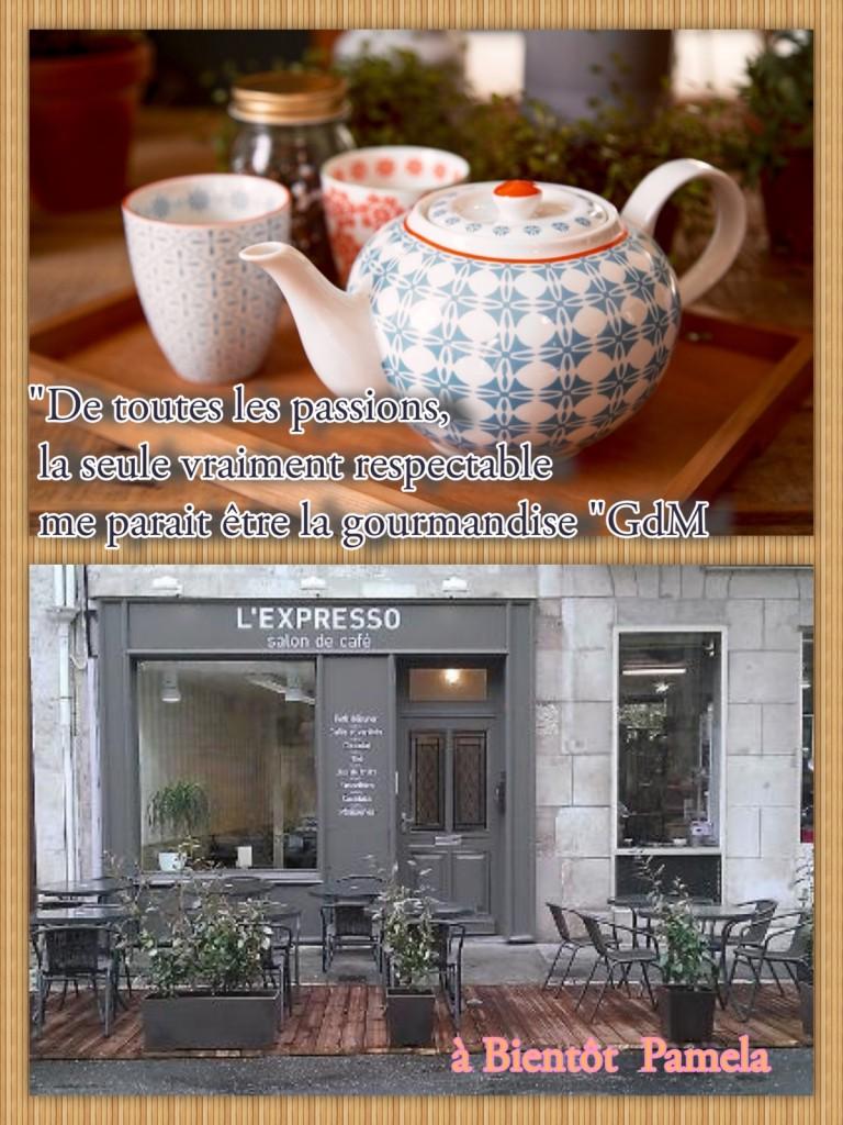 Salon Thé ou café avec Pamela prochainement sur Nérac 47