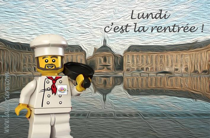 Lundi, c'est la rentrée CAP pâtisserie Bordeaux
