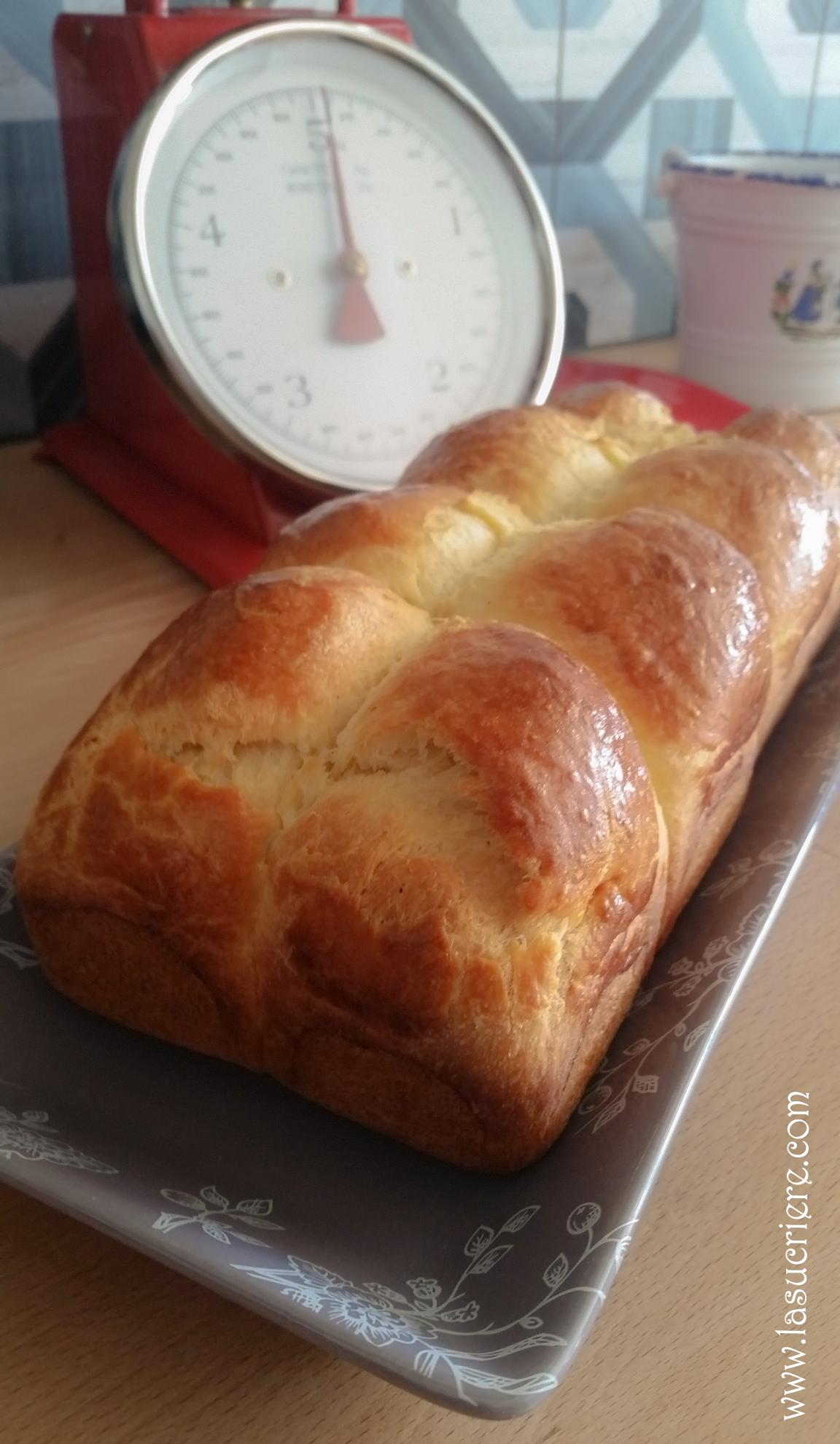 La brioche Nanterre la reine des tartines CAP pâtissier Bordeaux