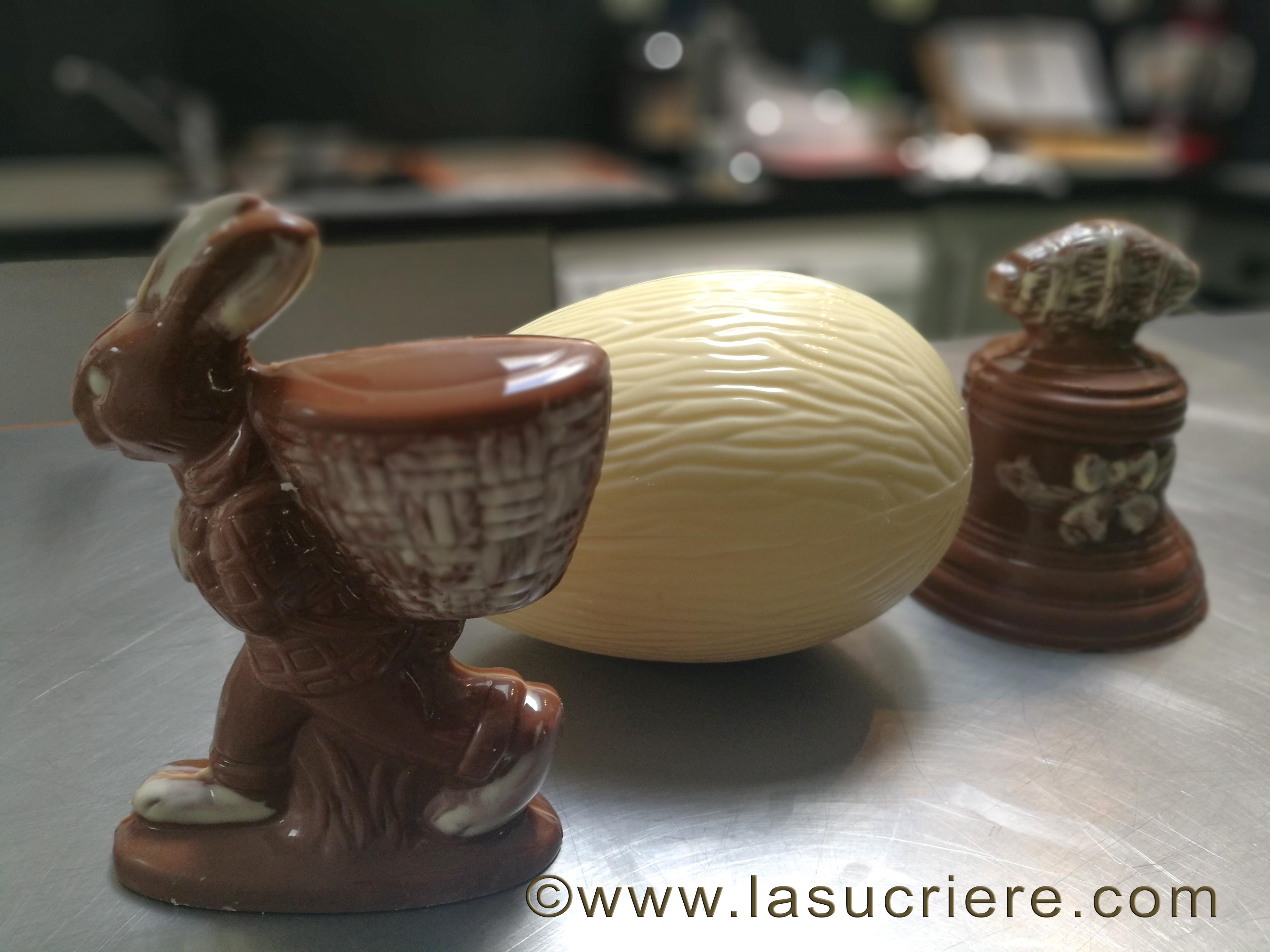 Nous préparons Pâques dans nos ateliers pâtissier Bordeaux